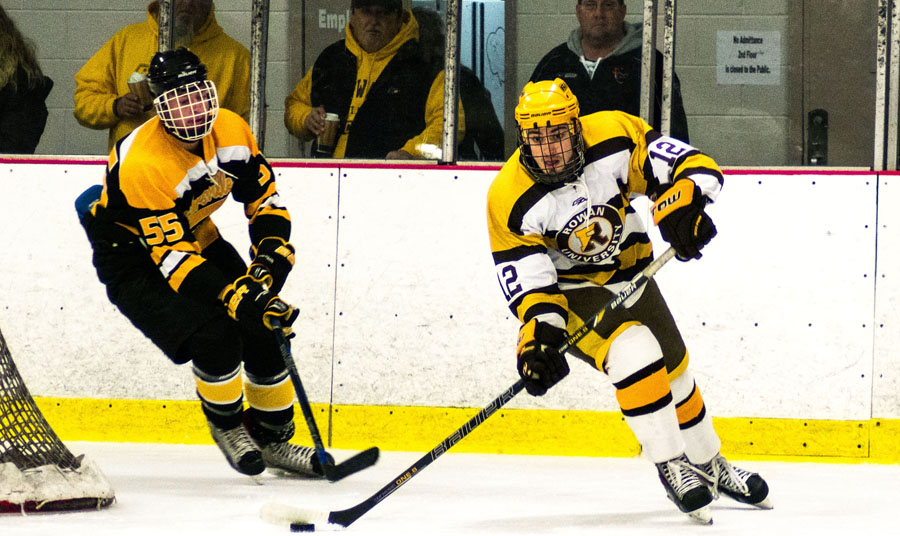 Ice hockey posts back-to-back victories, prepares for ...
