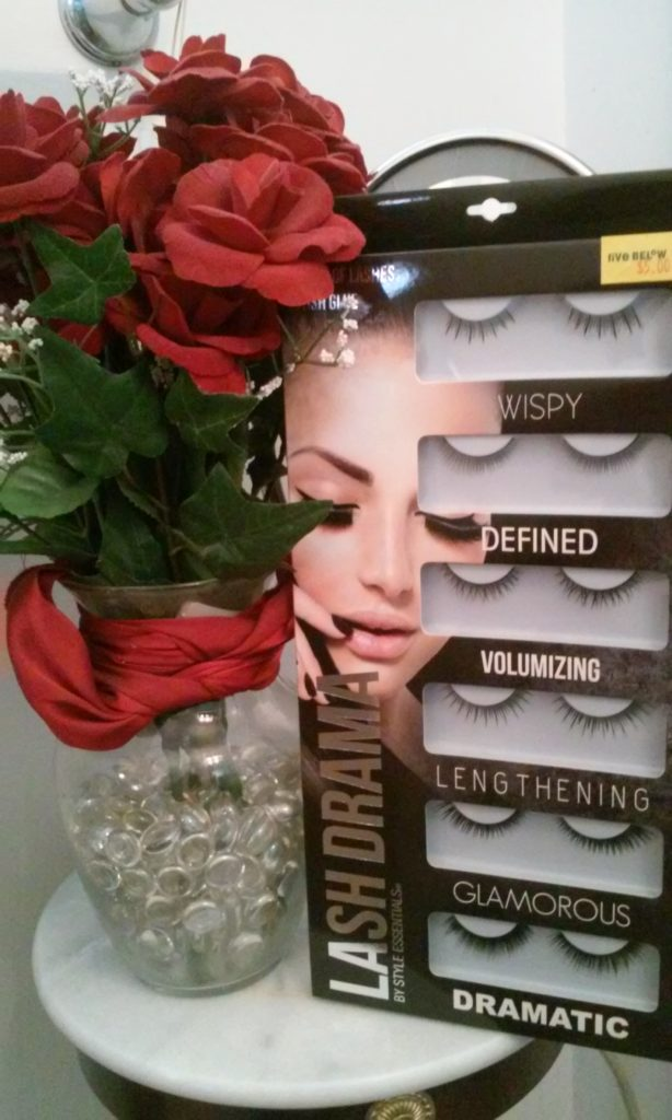 The Style Essentials Lash Drama kit comes with six sets of fake eyelashes. The kit can be purchased at Five Below for $5. -Staff Photo/Sheree Moore