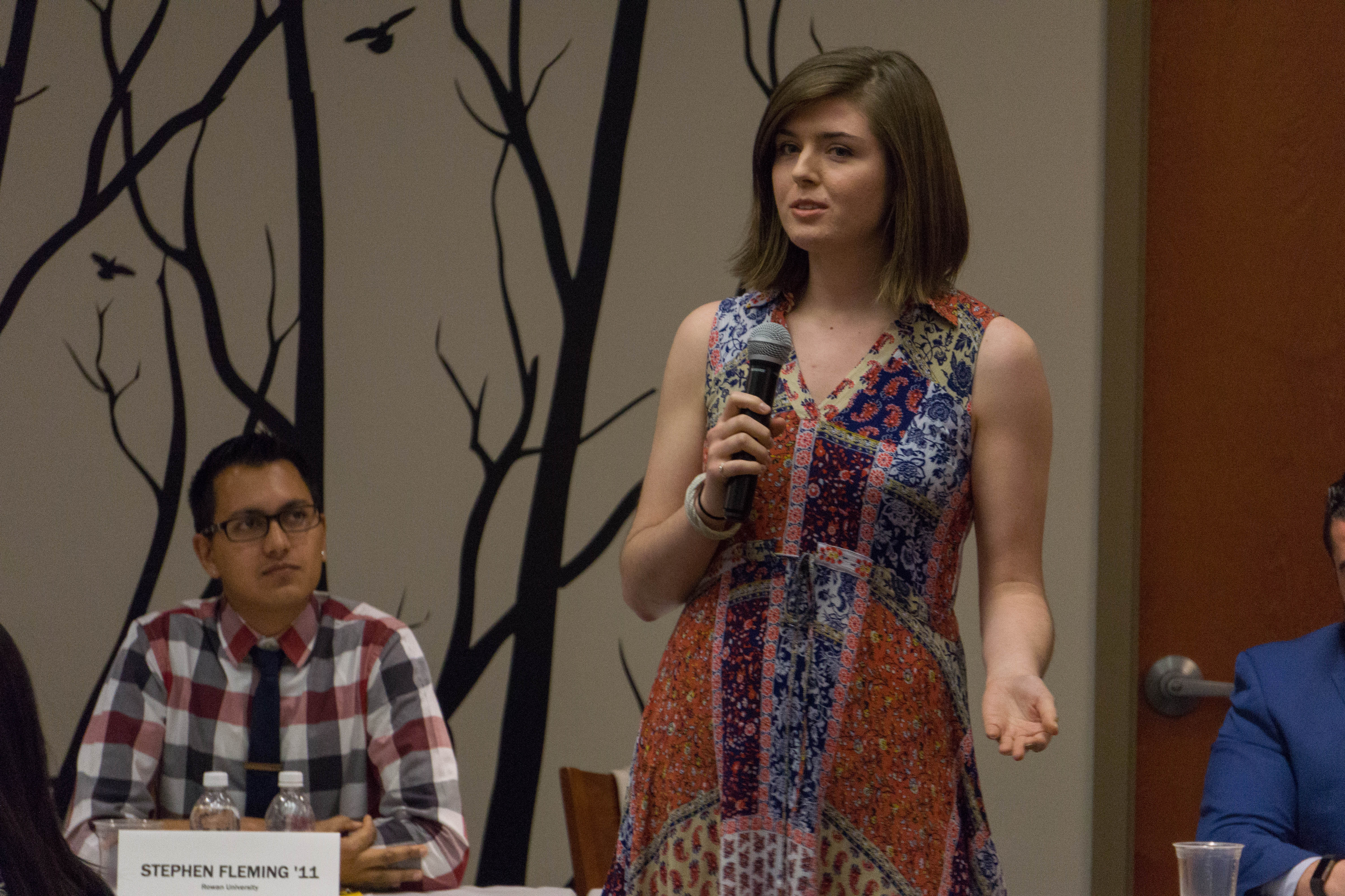 Alumni give students advice for after graduation at ...