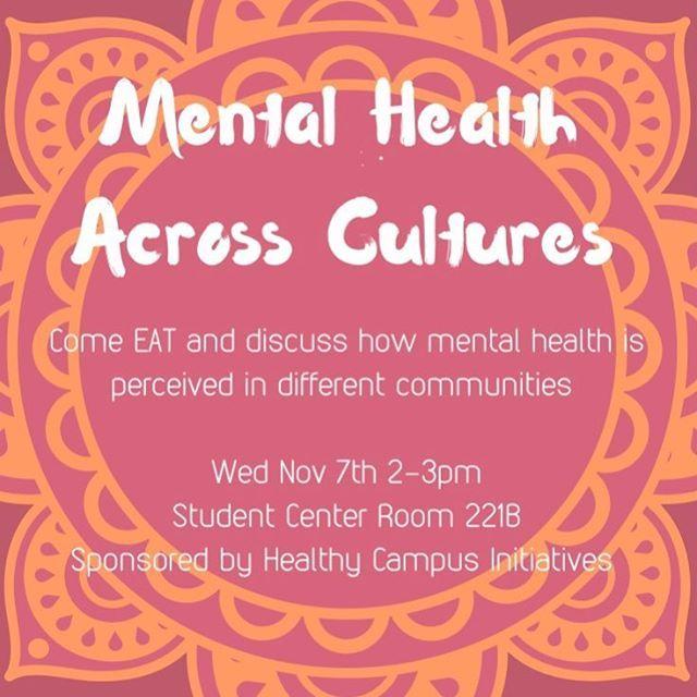 Mental Health Across Cultures Works To Break Societal Stigma The