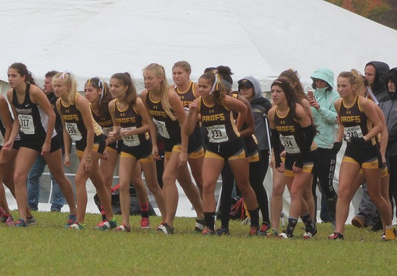 a996d76e51976 Rowan University women s cross country. Photo courtesy of Rowan Athletics  website.